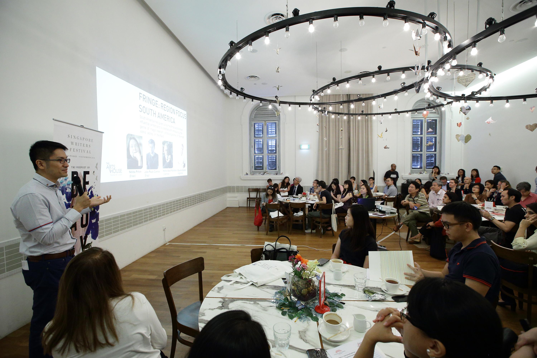 Singapore Writer's Festival