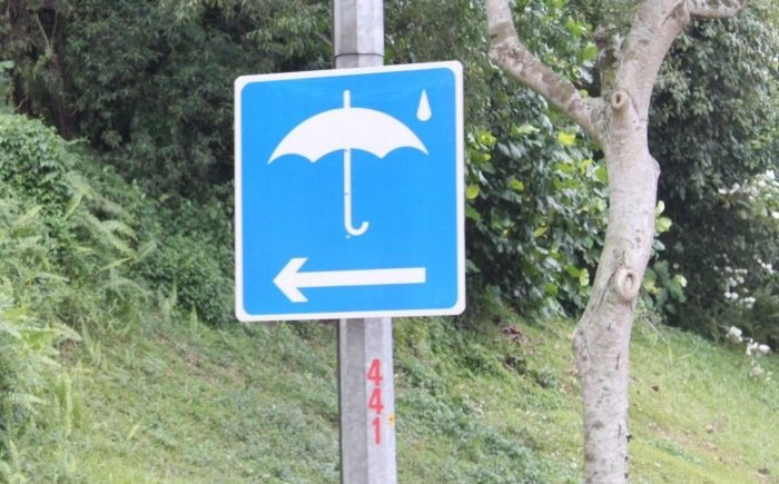 Singapore Road Signs