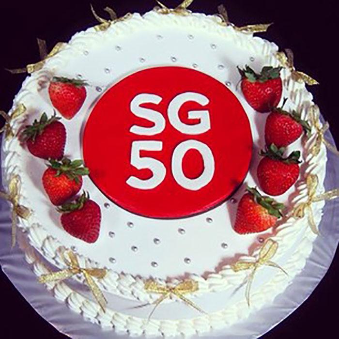 SG50cake