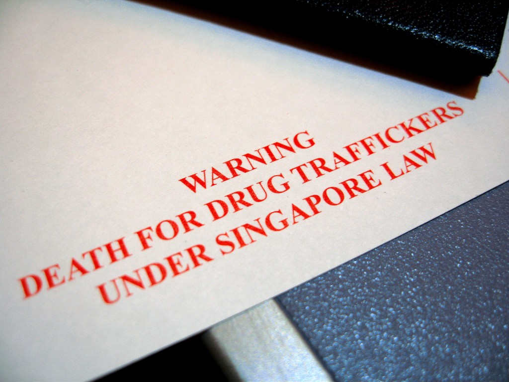 ImmigrationCard-Singapore-DeathPenalty-20051226