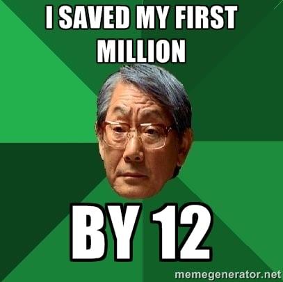 asian saving