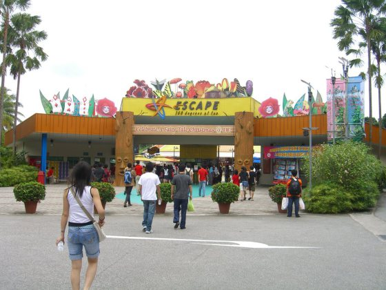 escape-theme-park