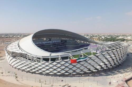 hazza stadium