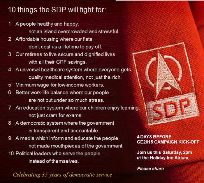 sdp 10 things