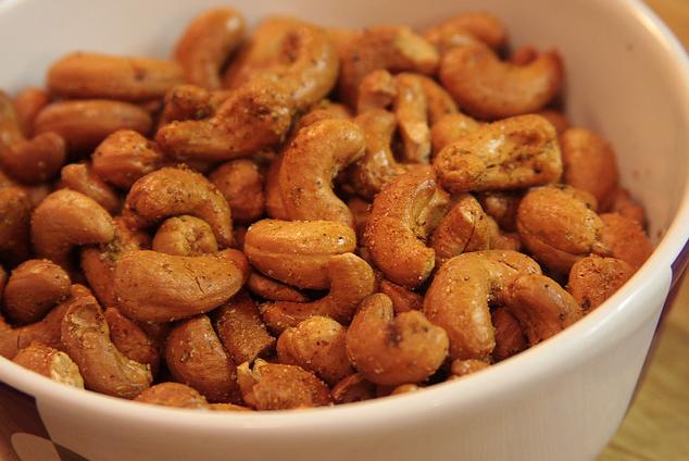 Crispy Cashew nuts