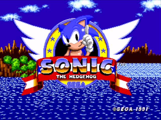 Sonic The Hedgehog [Mega Drive] [REV01]000