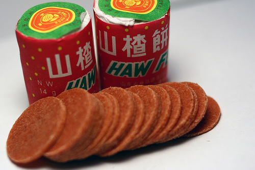 haw-flakes