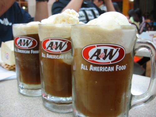 root-beer-float