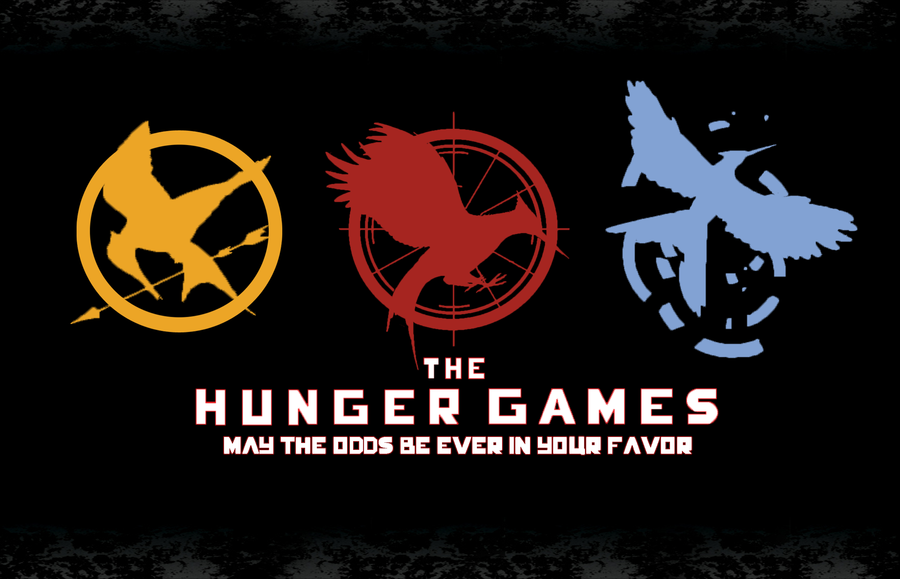 all of the hunger games books
