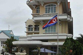 north korea embassy
