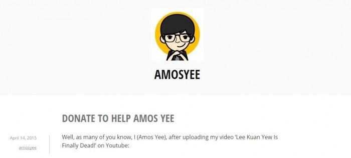 amosyee blog