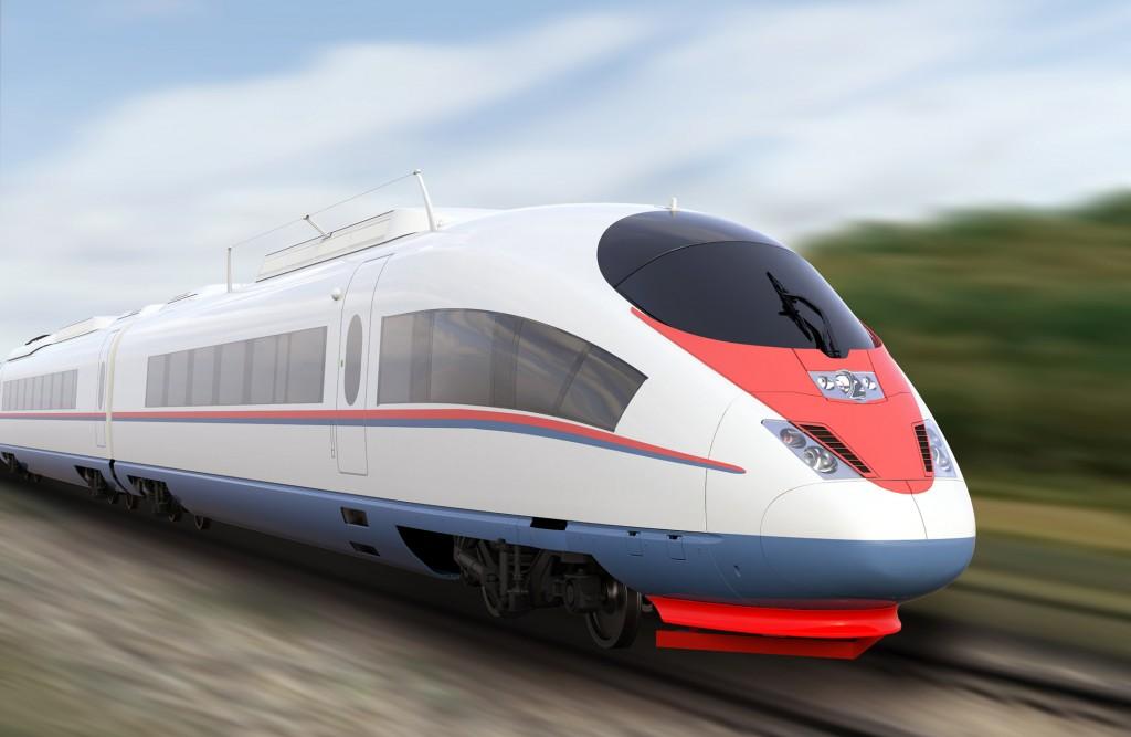 Produktionsstart für russischen Hochgeschwindigkeitszug/ Start o
