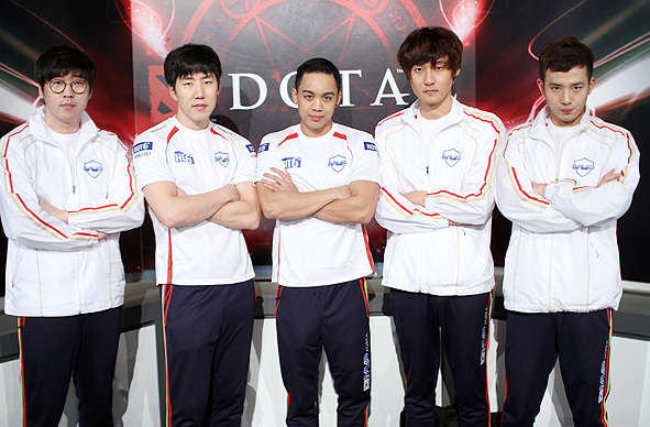 korean dota team 2
