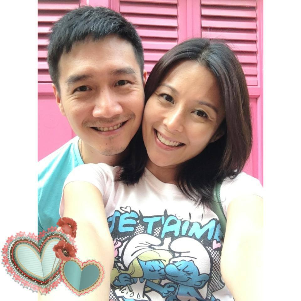 11 Cute Singaporean Celebrity Couples Who Restored Our Faith