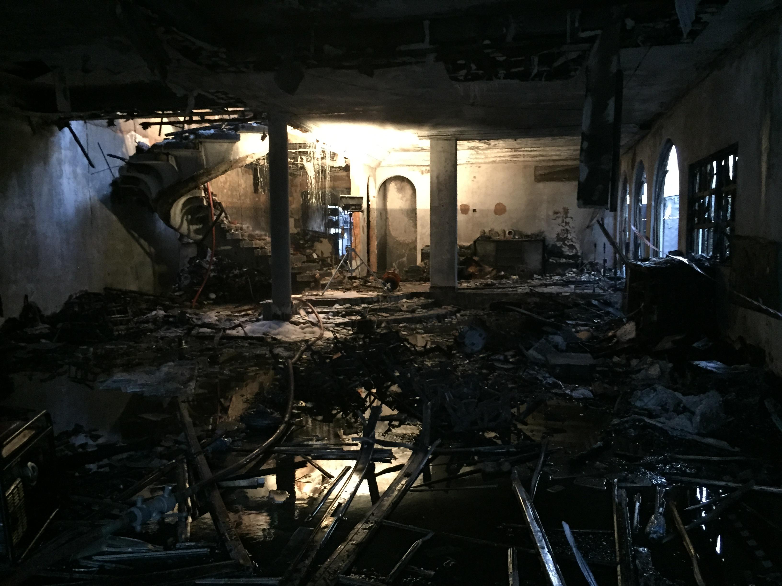 Massive Yio Chu Kang House Fire Kills 2, Injures 6 - MustShareNews.com