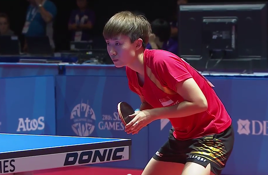 feng tian wei game face