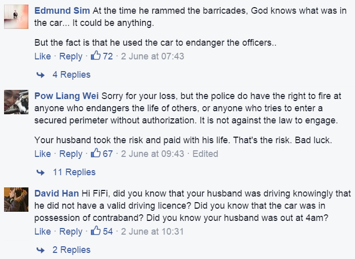 responses to shangri-la shooting wife 3