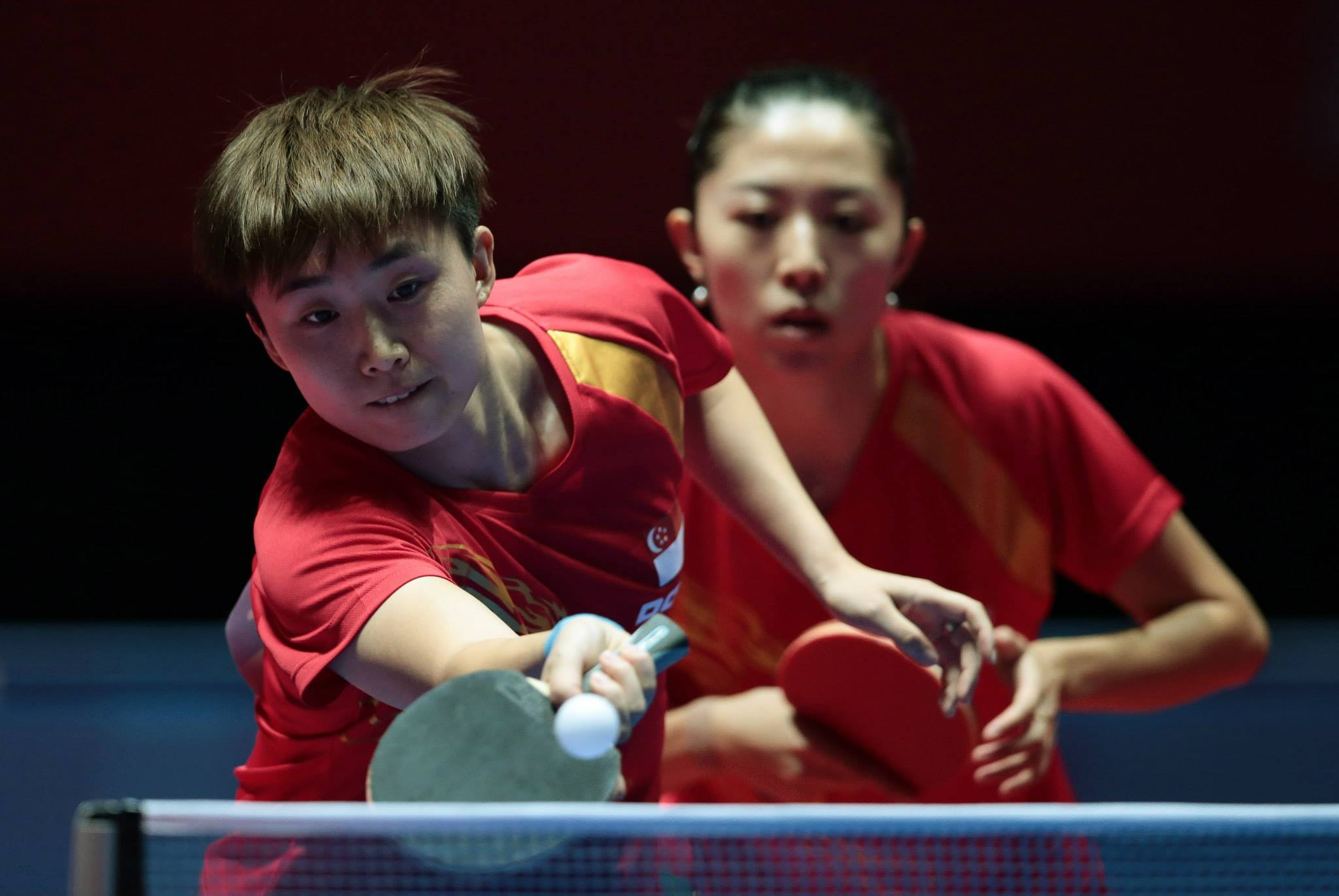 table tennis singapore where to play