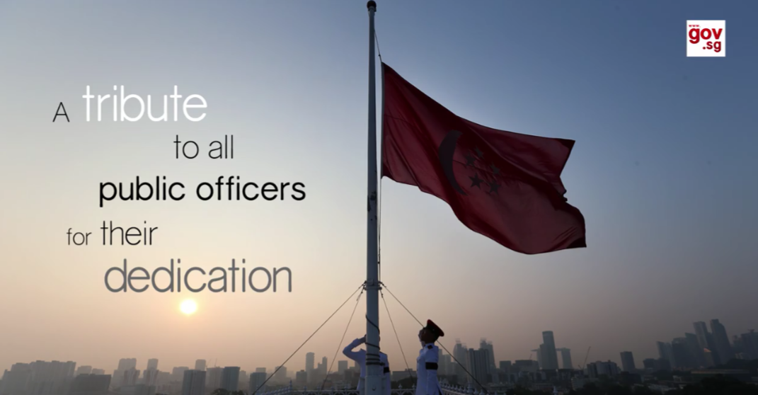 tribute to public officers 8