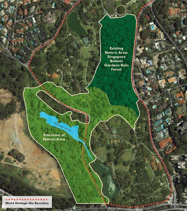 Botanic Gardens Expansion