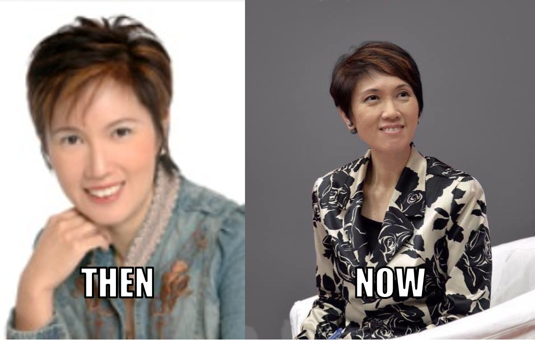 josephine teo then and now