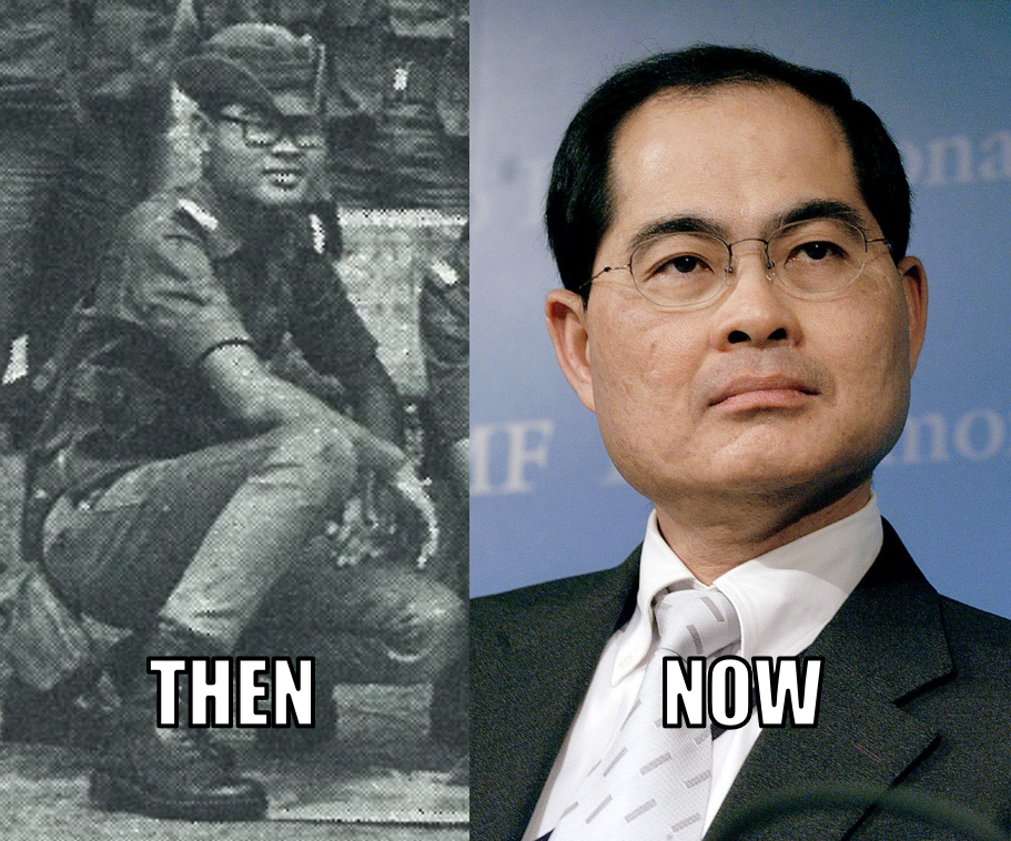 lim hng kiang then and now