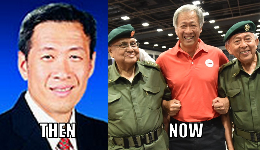 ng en hen then and now