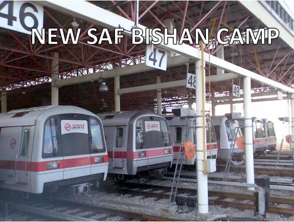 Bishan depot