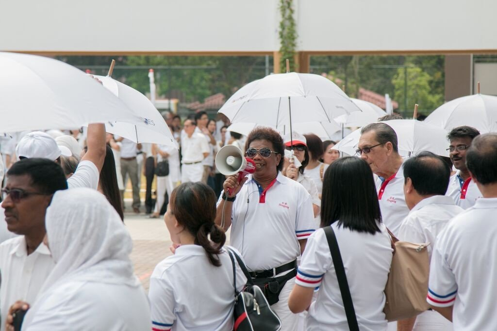 PAP supporter.