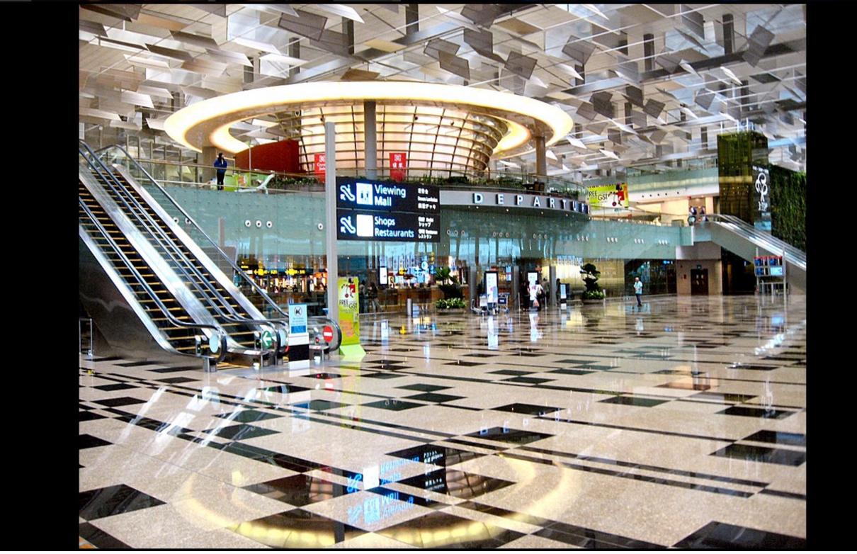 Everything Singapore Changi Airport Everything Singapore Changi Airport new images