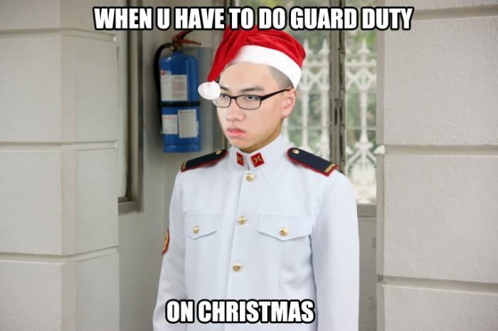 Guard-duty