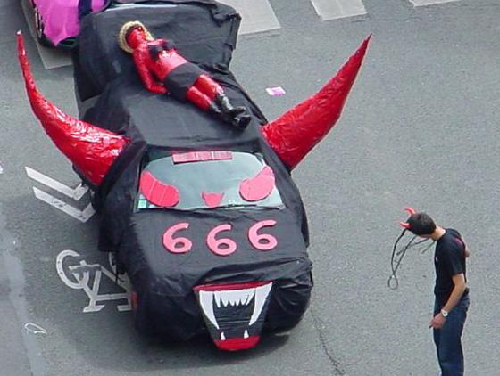 666parade