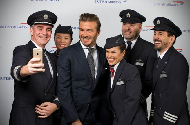 David_Beckham_poses_for_a_selfie_with_Briitsh_Airways_pilots_and_cabin_crew_c_Wouter_Kingma