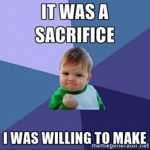 Haziratul Zakirah - Sacrifice