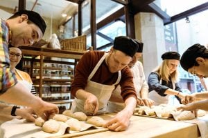 SkillsFuture - Bread Making