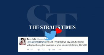 Straits Times grew a backbone_cover photo