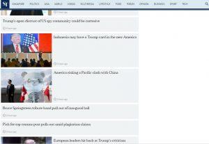 Straits Times grew a backbone_st donald trump section