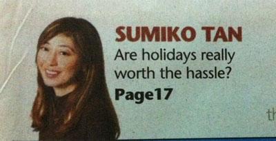 Sumiko-Tan-Holidays-Hassle