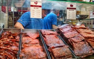 This Chinese New Year, Technology Is Taking A Front Seat_bak kwa