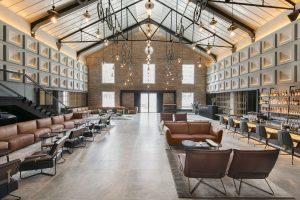 The Warehouse Hotel - Lobby
