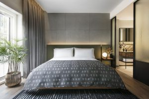 The Warehouse Hotel - River View Room