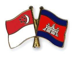 singapore-cambodia-flags