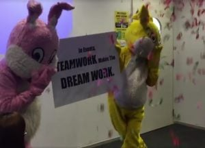 lecturer-bunny-dance-message