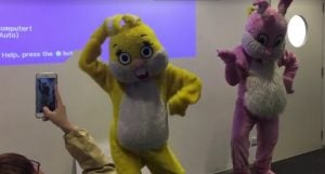 lecturer-bunny-dance-photovideo