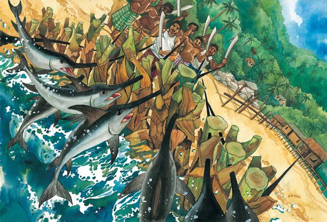 swordfish singapore history