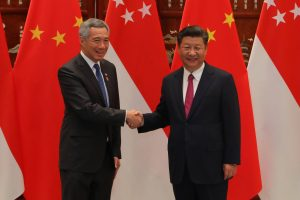 pm lee xi jinping