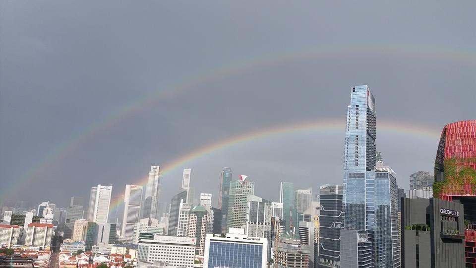 double rainbow sg