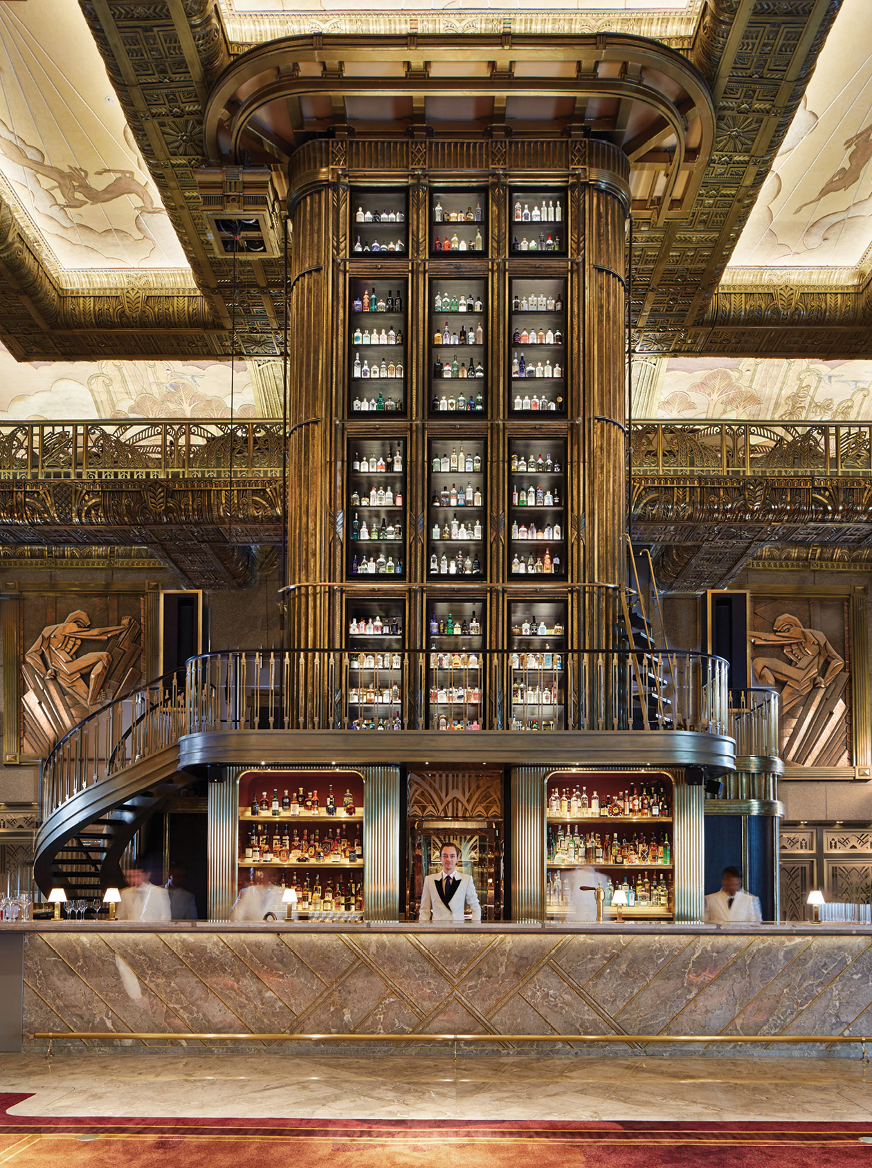 Atlas Grand Lobby & Bar