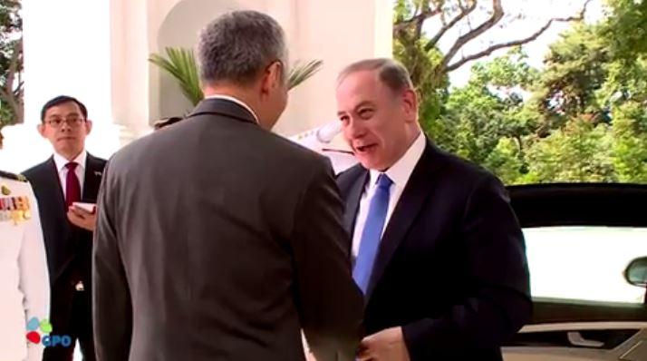 sg israel meeting 2017