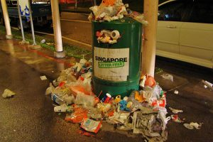 X Propagandas About Singapore That Are Just Not True_litter